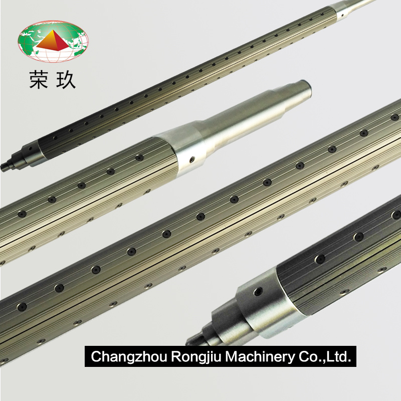 Rongjiu 3 Inch High Quality Air Expanding Shaft for Machines