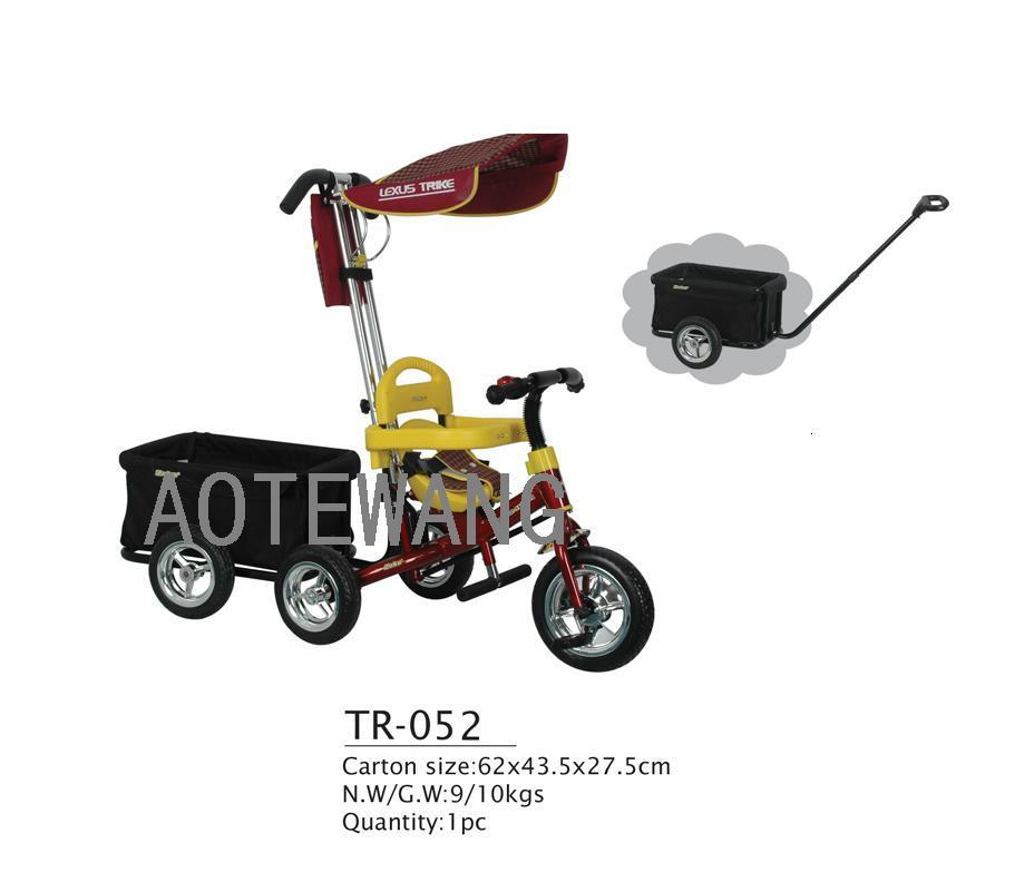 Children Tricycle Tr 052 China Ticycle Baby Tricycle