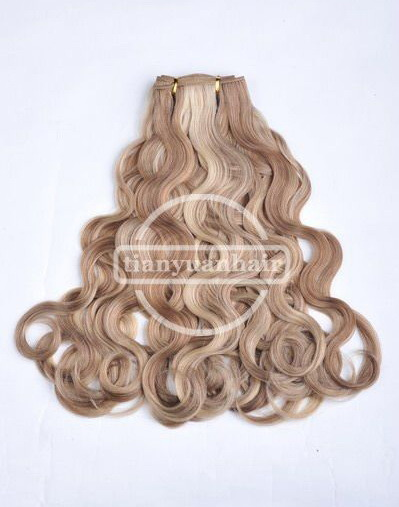 100 remy human hair weft italian wave