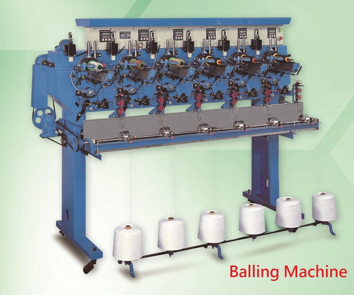 Balling Machine