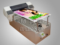 Flatbed Printers Wood, Glass, PVC Billboard Printers U. S. FCC