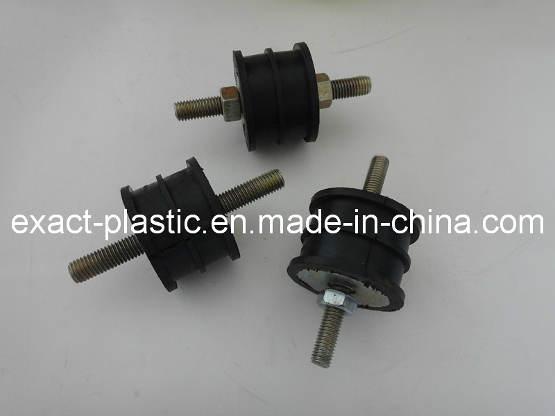 Molded Two Side Male Threaded Rubber Mounting