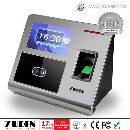 Top Quality Multiple Biometric Facial Fingerprint Time Attendance