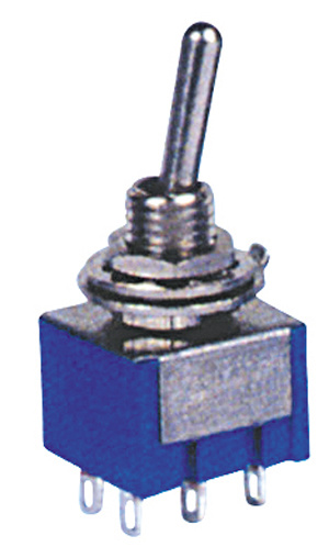 Sub-Miniature Toggle Switch (MTS-202)