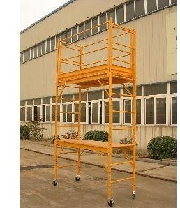 6′h Steel Folding Multifunction Scaffolding