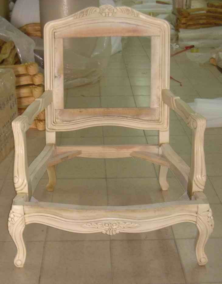 China wooden chair frame 0820 china furniture chair
