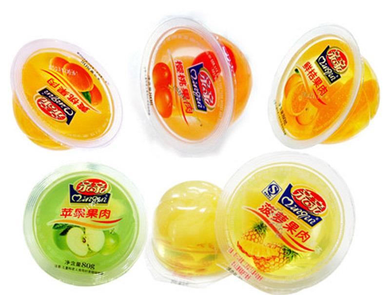 Fruit Jellies Recipe — Dishmaps