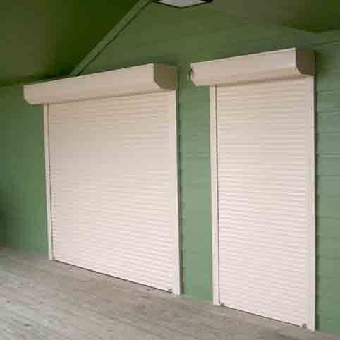 Unique 30 Roller Shutter Garage Doors