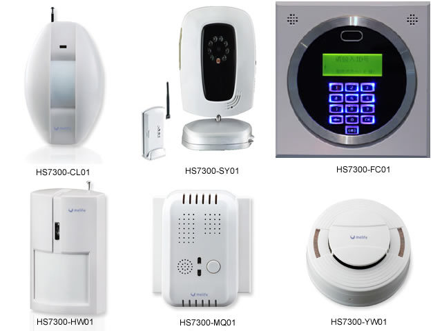 Smart Home Wireless Security Products China Home