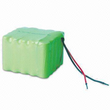 AA Ni-MH Rechargeable Cylindrical Battery Pack (AA-35)