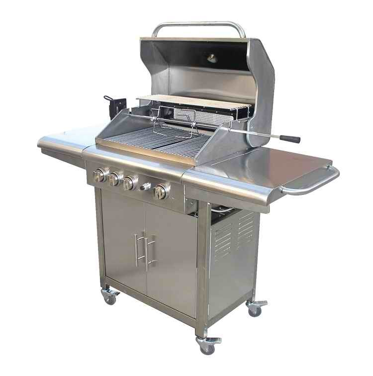 how to avoid chemical production in bbq