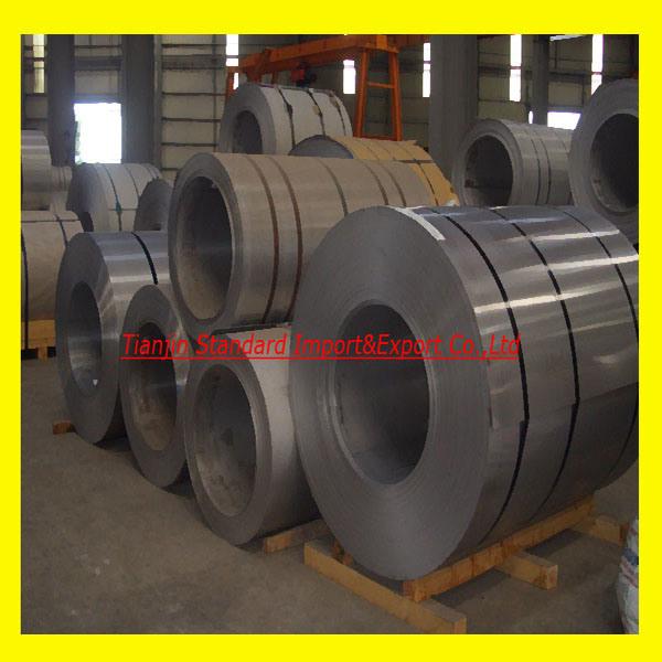 Ss 316ti (0Cr18Ni12Mo2Ti) Stainless Steel Coil