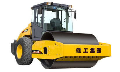 12ton Single Drum Vibratory Roller Compactor