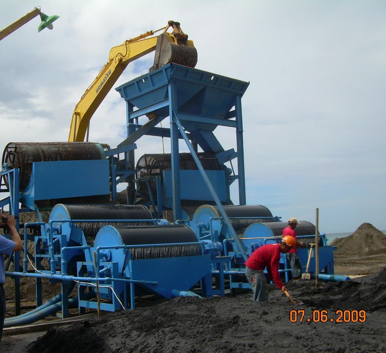 China Most Appropriate Magnetic Separator (CTB)