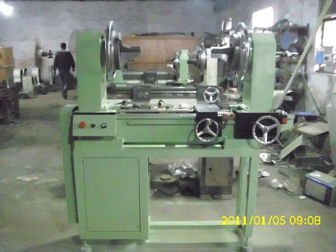 glass blowing lathe machine