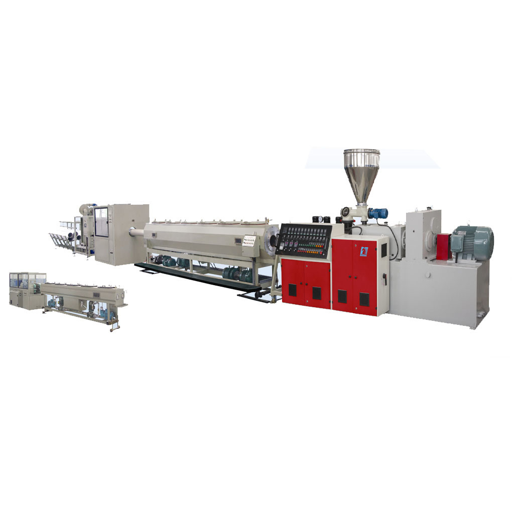 Pvc Pipe Extrusion : Pvc pipe extrusion line china extruder plastic
