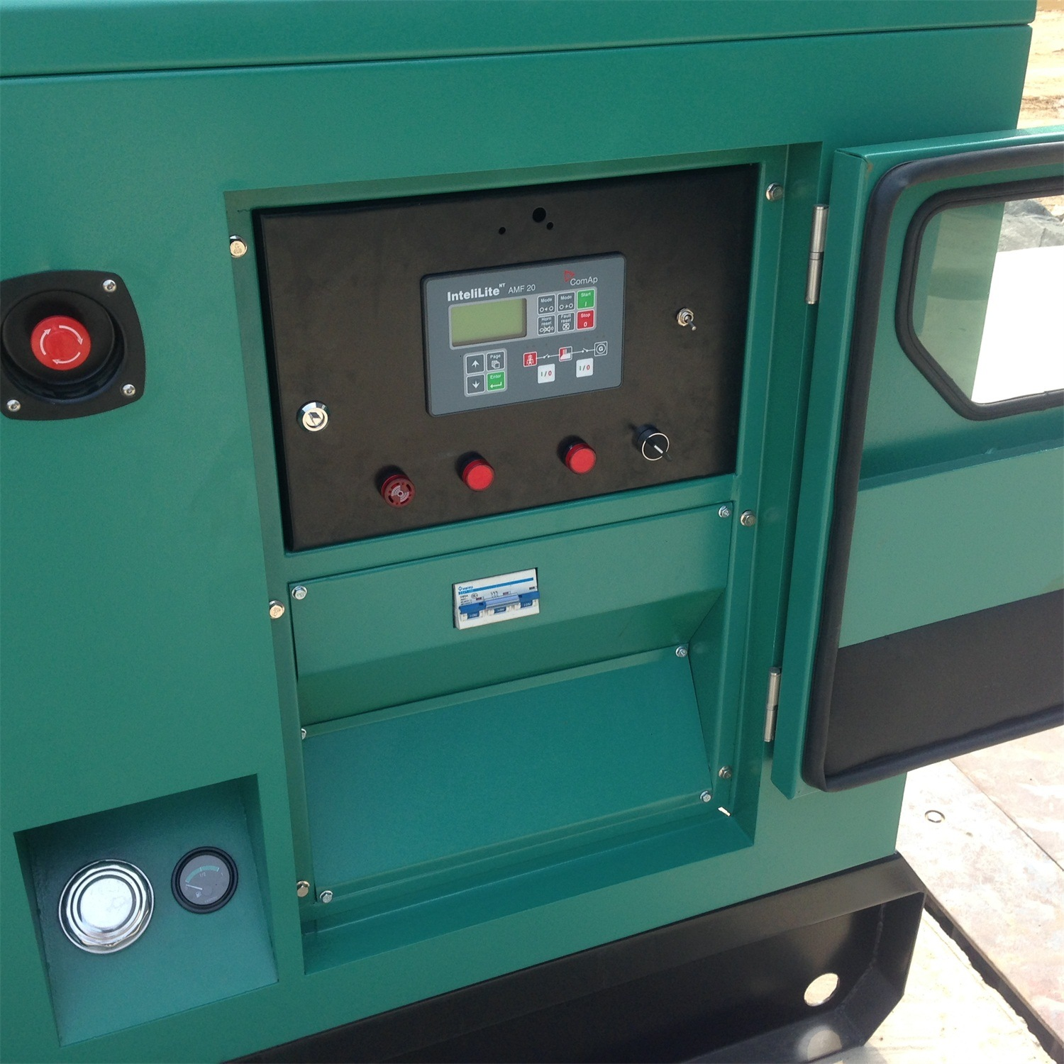 FAW 15kw Canopy Silent Type Water Cooled Diesel Generator Set