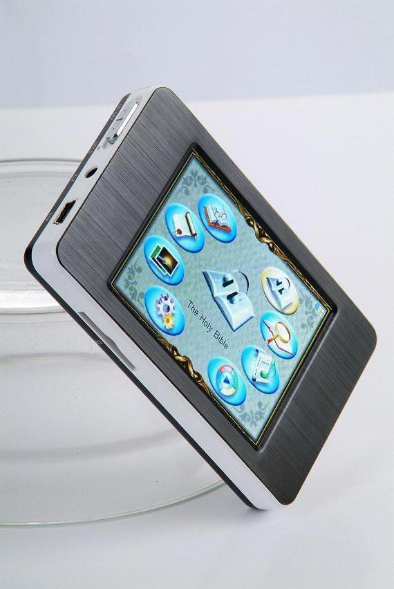 china digital bible with 2 8 touch screen   china digital bible