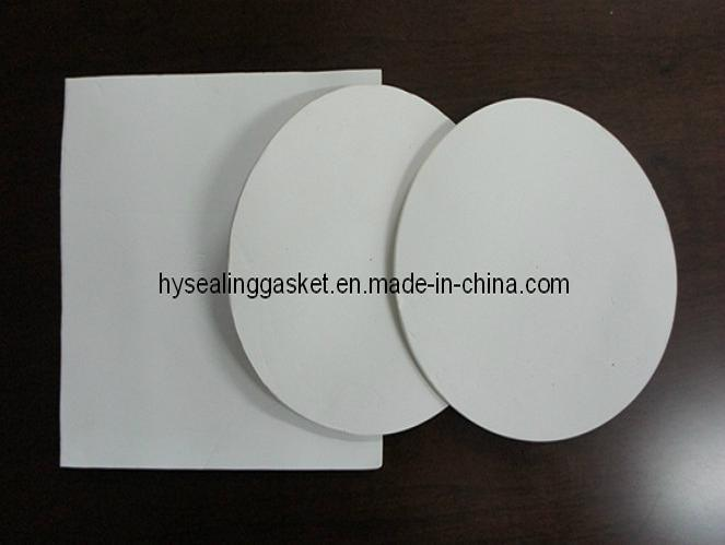 100% Pure Expanded PTFE Sheet for Hydraulic Seal