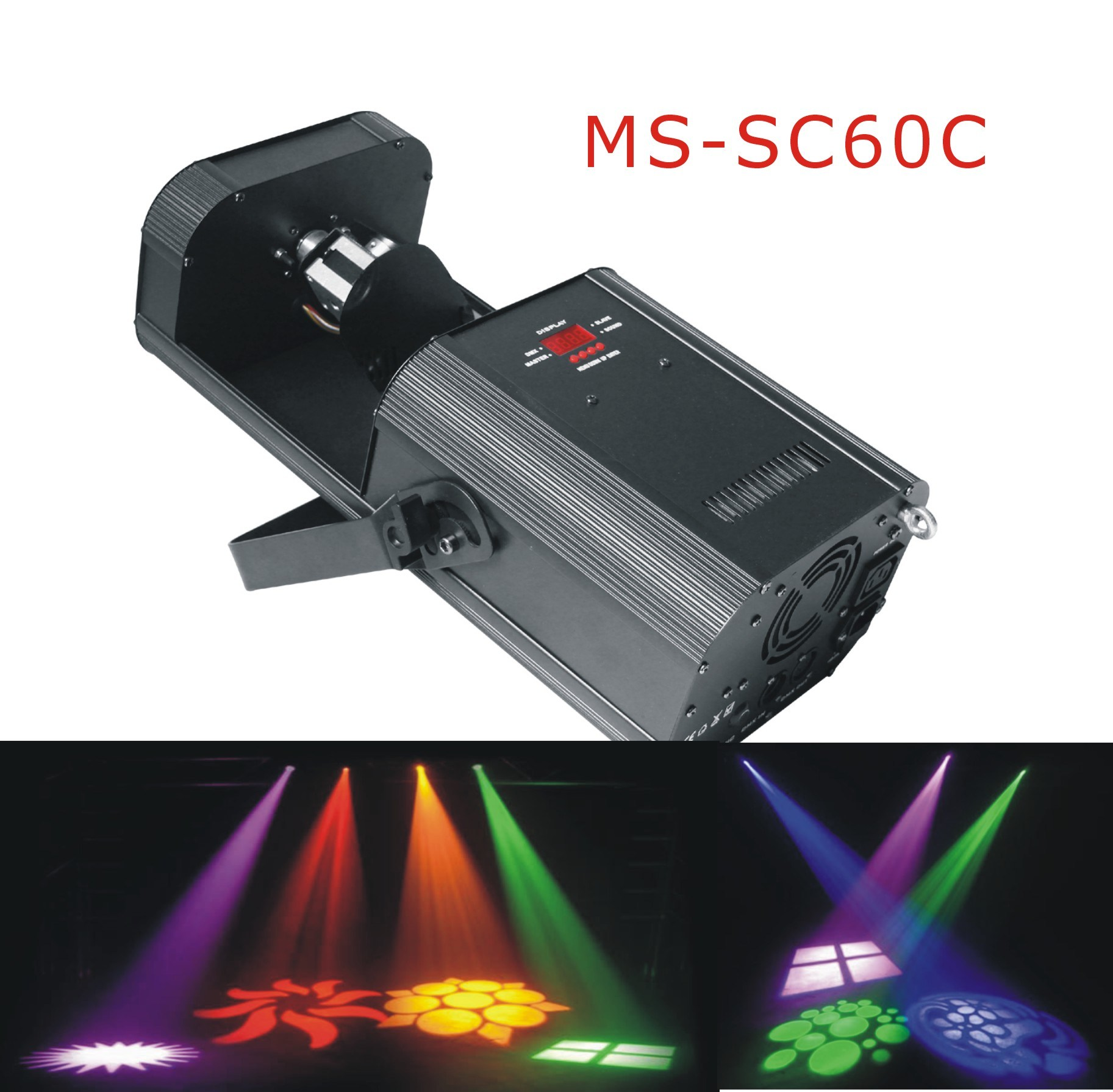 60W LED Scanner (MS-SC60C)