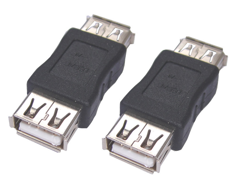FEMALE USB TO USB ADAPTER for sale in Trinidad