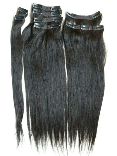 Clips on Hair Extension