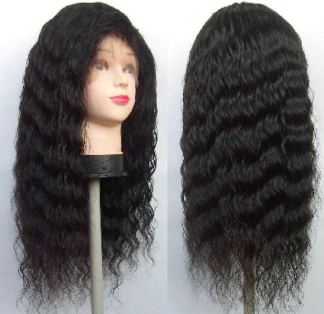 Deep Wave Human Hair Wig 36