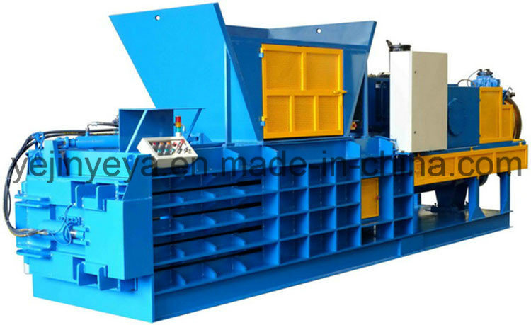 Epm160 Horizontal Cardboard and Waste Paper Baler (25 years factory)
