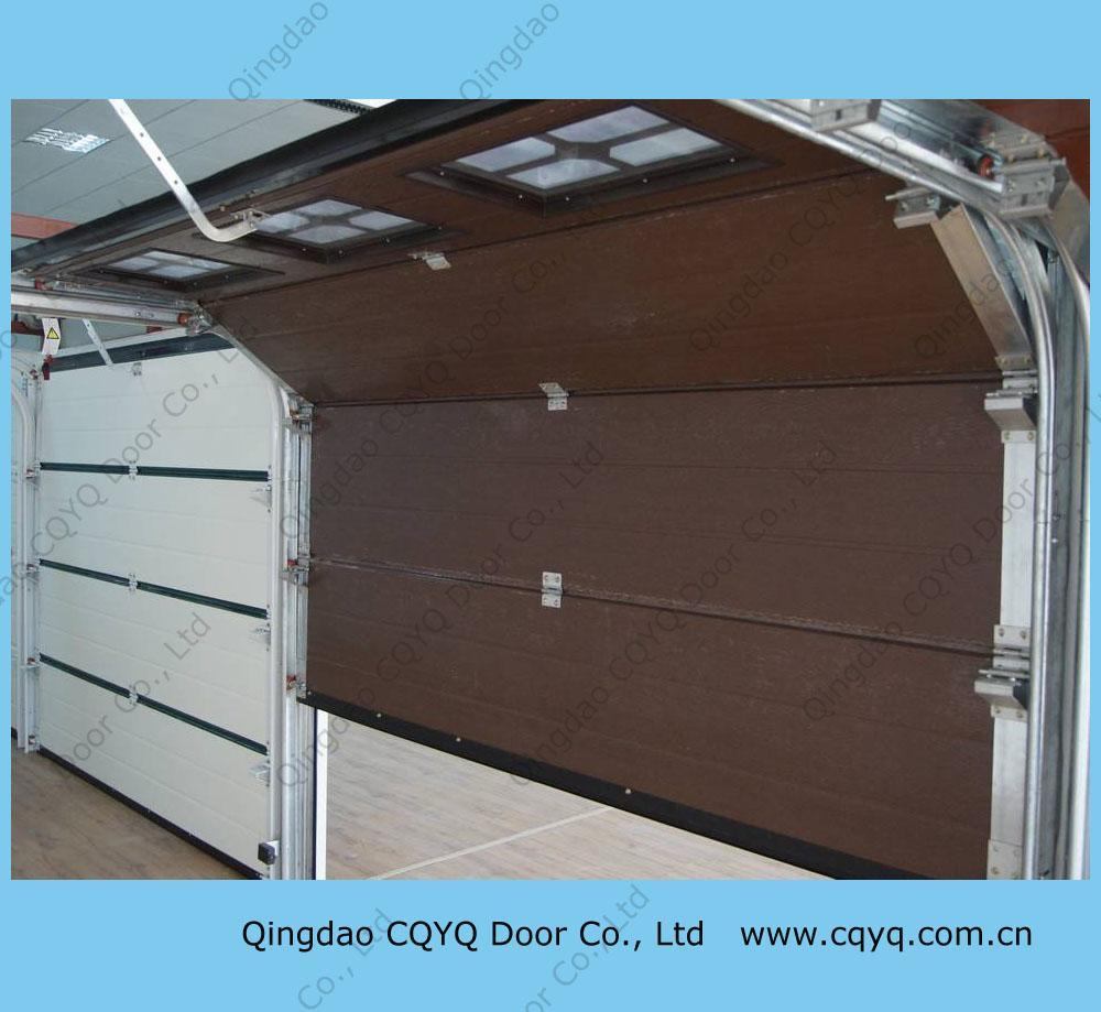 China Automatic Insulated Garage Door China Insulated