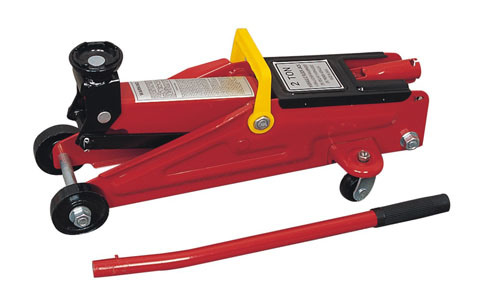 China 2 Ton Hydraulic Floor Jack (901611) - China Hoists ...
