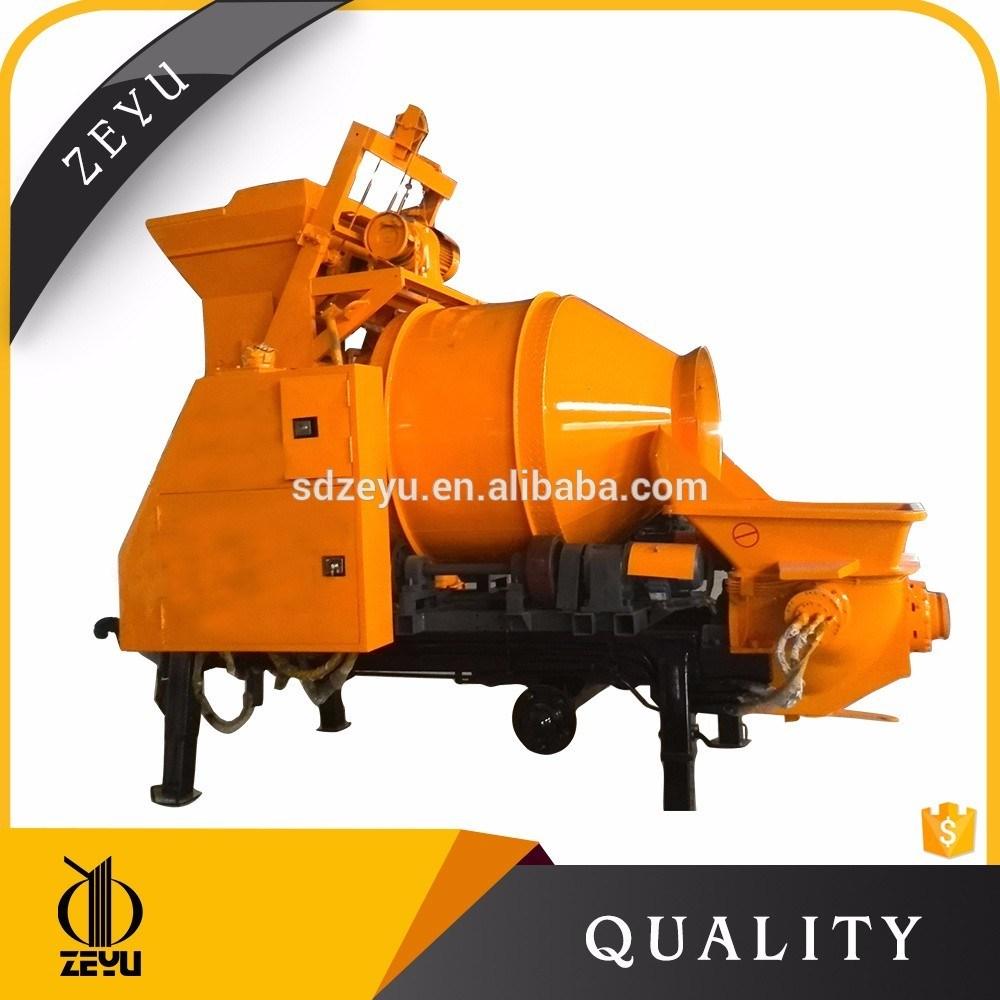 Ready Mixed Concrete Mixer Js7500/5000
