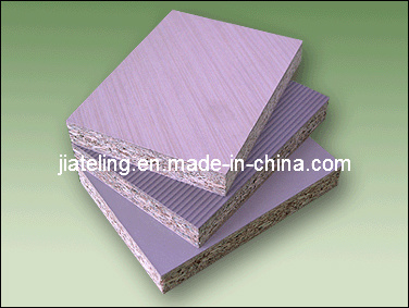 Melamine Faced Particle Board, Decorative Chipboard
