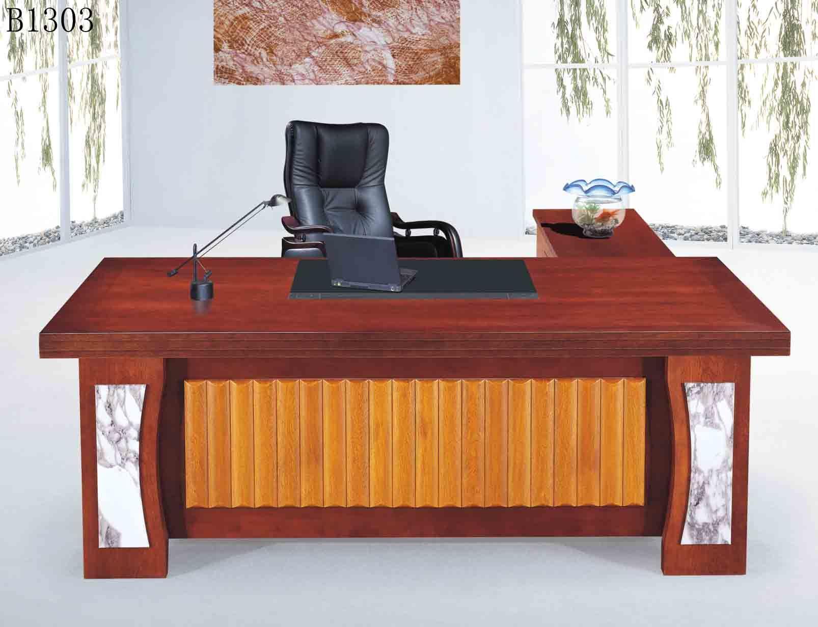 China Office Furniture Executive Desk B1313 China Office