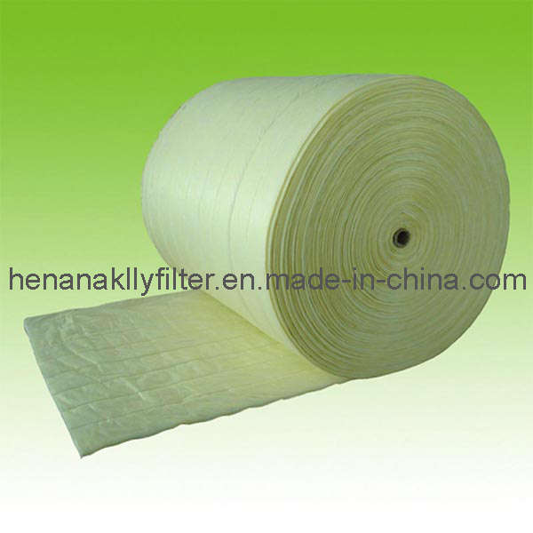 Non-Woven Filtration Material