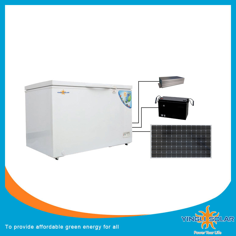 China Three in One DC Solar Freezer/Solaire Congelateur for Home ...