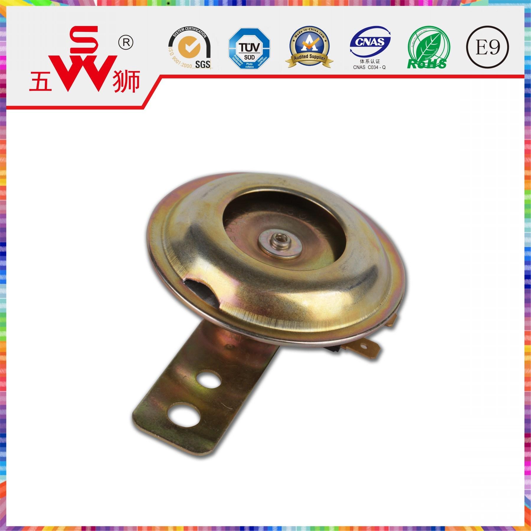 Disk Iron Woofer Air Horn