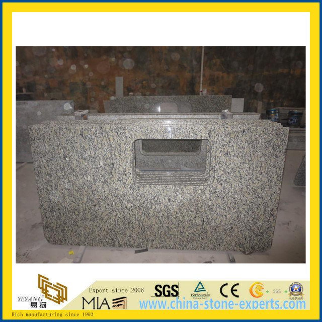 Laminated Quartz & Granite Countertop for Kitchen and Bathroom Projects