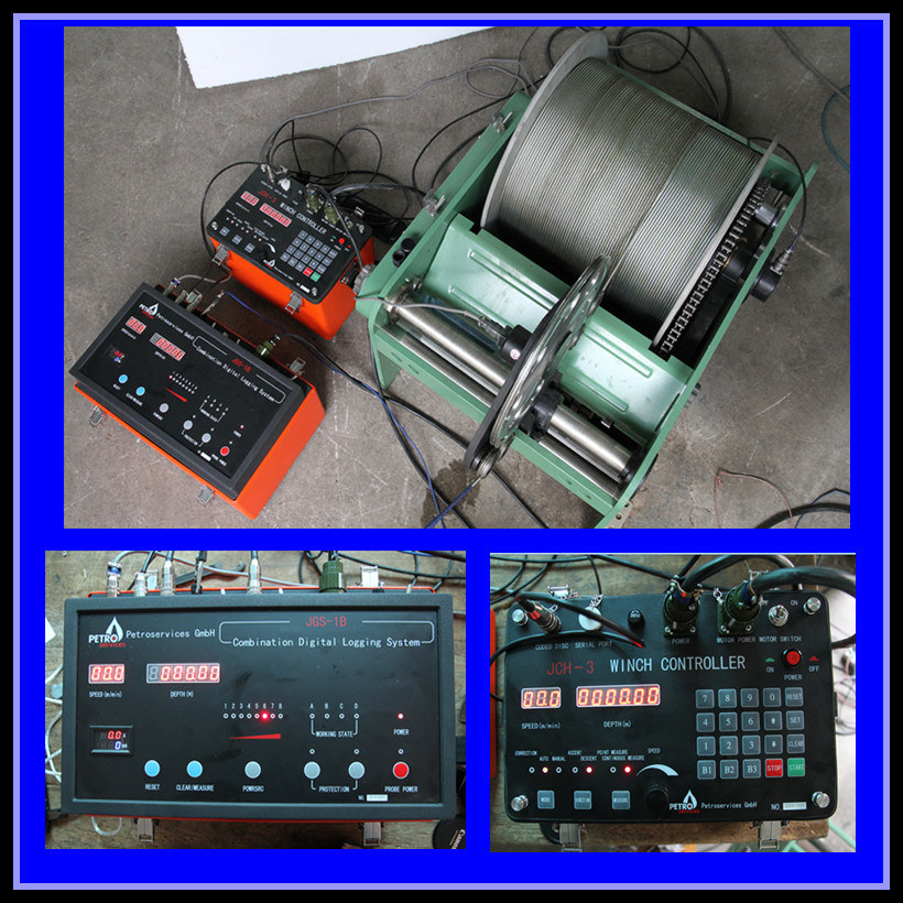 Electric Logging, Borehole Logging, Gamma Ray Logging, Resistivity Logging, Electric Logger, Well Logger, Well Logging Tool