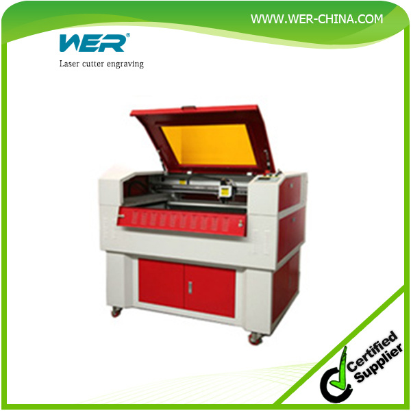 Ceramic/Greeting Card/Advertising Acrylic Laser Cutting and Engraving Machine