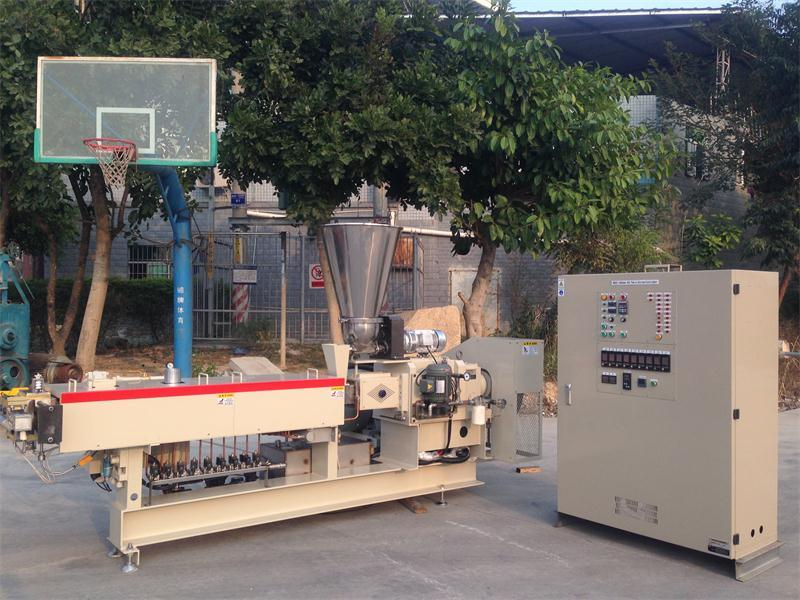 Hot Sale Japanese Quality Plastic Extruder with L/D 40
