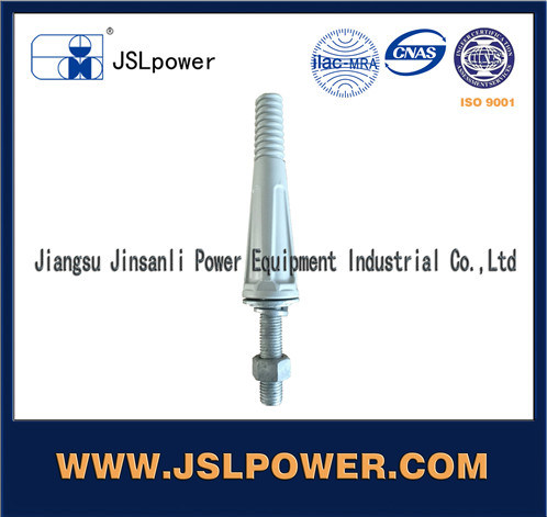ANSI C29 35kv Modified Polyethylene HDPE Pin Type Insulation Device