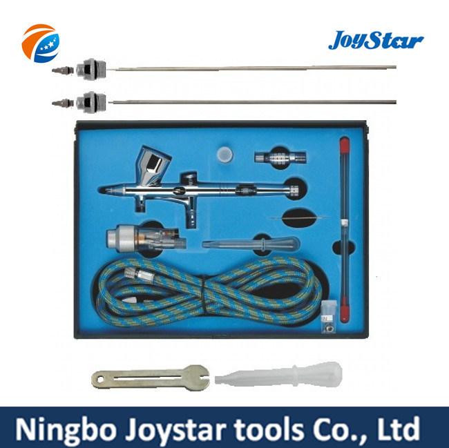 0.25 Dual Action Airbrush Tattoo Machine Kit AB-180K
