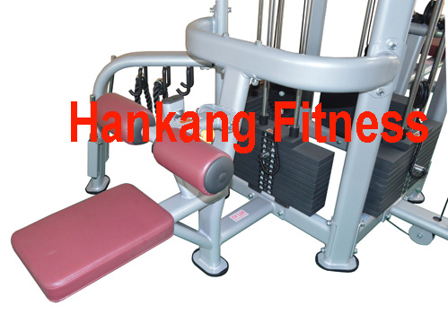 Strength Machine, Gym Equipment, Fitness Equipment-Mj4 Multi-Jungle (PT-930)