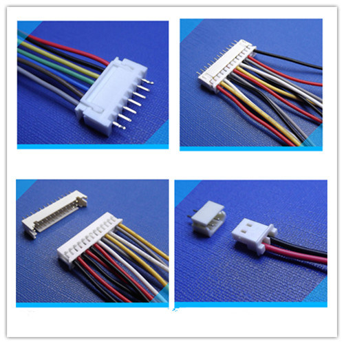 Manufacture Price of Jst Wire Harness Assembly with Molex Connector Adapter for All Electrical Appliance wic wire harness wire harness manufacturing process flow \u2022 wiring  at gsmx.co