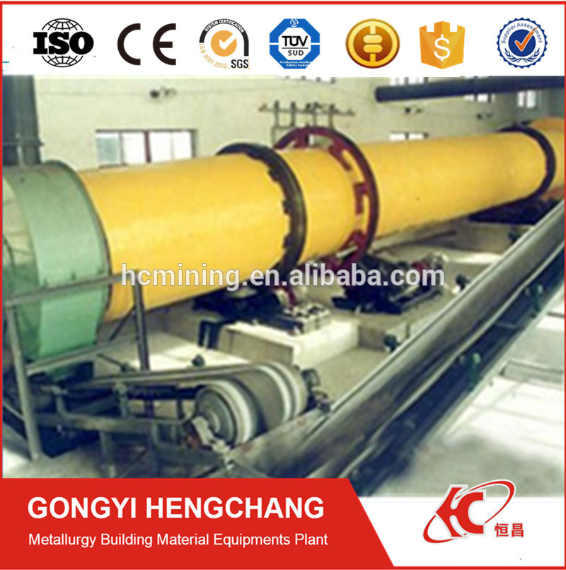 High Performance Limestone Rotary Kiln with Best Price