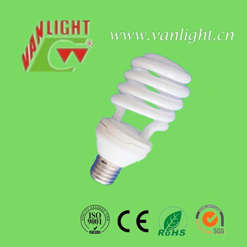 Half Spiral T2-25W Energy Saving Lamp CFL