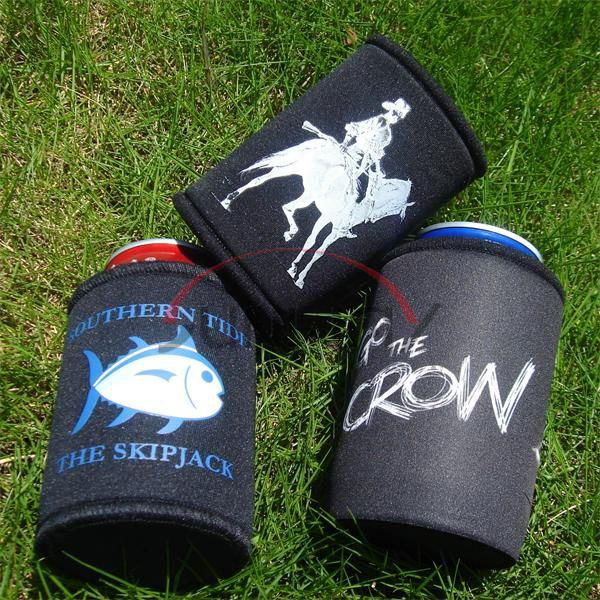 Customized Neoprene Beverage Beer Stubby Cooler Can Holder Bottle Koozie (BC0075)