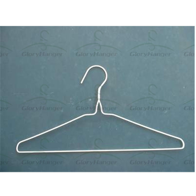 Metal Wire Hanger for Supermarket Supply