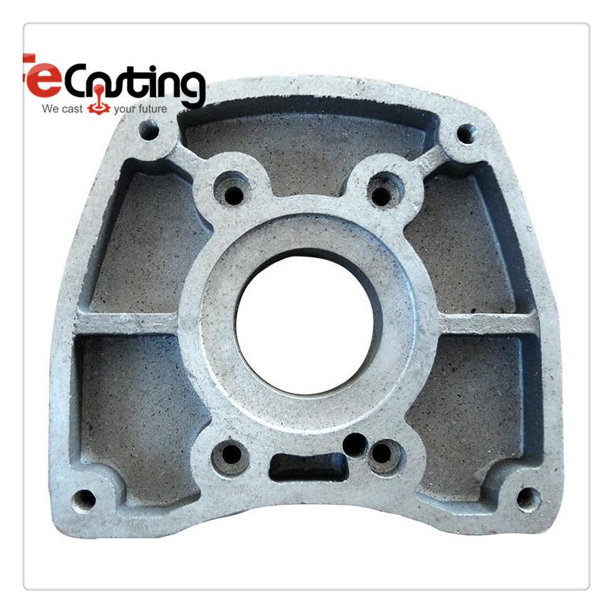 Custom Aluminum Sand, Gravity Casting for Valve/Railway Parts