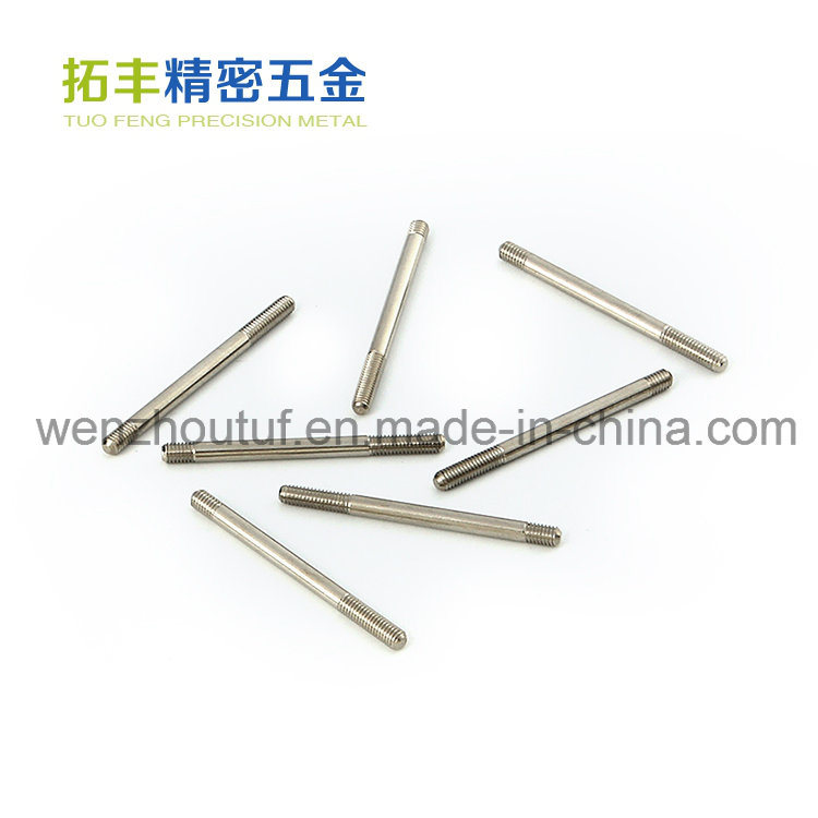 Brass Pipe Fitting Precision Stainless Steel CNC Machining Part